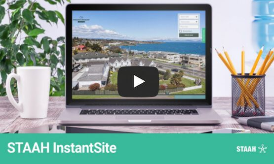 InstantSite Websites